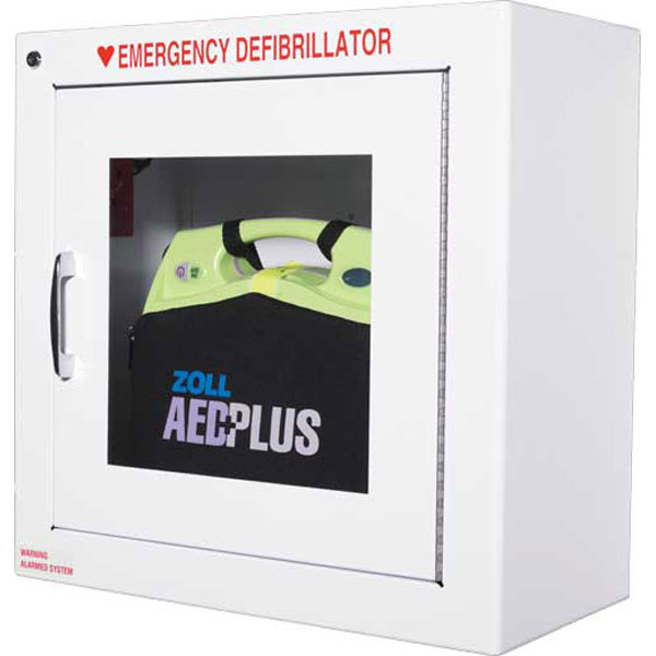 Zoll Aed Plus Wall Mount Cabinet Aed Solutions