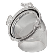 T1026 Clear Hose Adapter