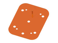 HC1605 SILICONE HEATER MATS (H01417)