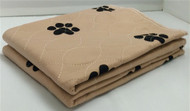 "2 - 24""x24"" Washable Puppy Pads"