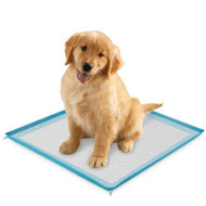 Puppy Housebreaking Pad Holder 23x24 + (1cs) 22x22 Quilted Puppy Pads