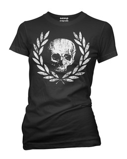 Death Or Glory - Tee Shirt Aesop Originals Clothing (Black)