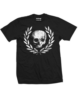 Death Or Glory - Mens Tee Shirt Aesop Originals Clothing (Black)