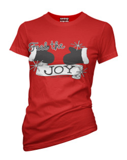 Women's Feel The Joy Tee