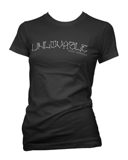 Unlovable - Tee Shirt Aesop Originals Clothing (Black)