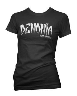 Demonia - Tee Shirt Aesop Originals Clothing (Black)
