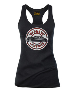 Elegant Customs O.G. Logo - Tank Top Elegant Customs Clothing (Black)