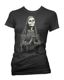 The Golden Ghost - Tee Shirt Aesop Originals Clothing (Black)