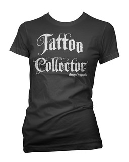 Tattoo Collector - Tee Shirt Aesop Originals Clothing (Black)