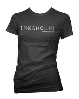 Inkaholic - Tee Shirt Aesop Originals Clothing (Black)