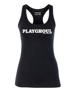 The Playghoul - Tank Top Aesop Originals Clothing (Black)