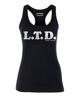 L.T.D. Living The Dream - Tank Top Aesop Originals Clothing (Black)