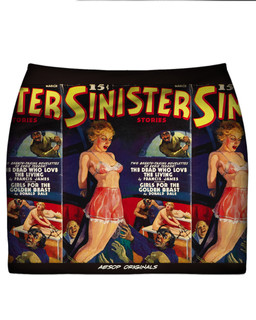 Sinister Stories - Skirt Aesop Originals Clothing