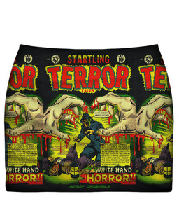 Startling Terror Tales - Skirt Aesop Originals Clothing