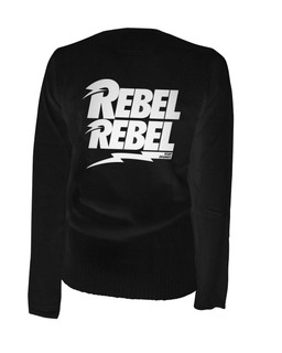 Rebel Rebel - Cardigan Aesop Originals Clothing (Black)