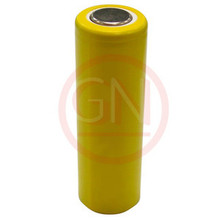 AA Rechargeable Battery Ni-Cd  850mAh, Flat Top