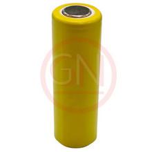 AA Rechargeable Battery Ni-Cd  750mAh, Flat Top