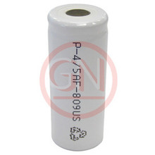 4/5A Rechargeable Battery Ni-Cd 1200mAh, Flat Top