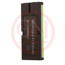 MH-P105 2.4V Ni-Mh Phone Battery for Panasonic HHR-P105, HHR-P105A, TYPE 31