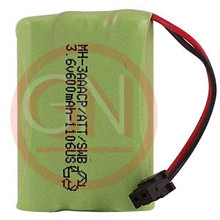 MH-3AAACP 3.6V Ni-Mh Phone Battery for UnidenBT-909, BBTY0483001, BBTY0507001, BBTY0566001,
