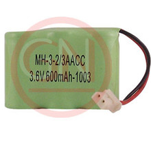MH-3-1/2AACC 3.6V Ni-Mh Phone Battery for Sony BP-T26