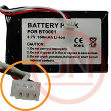 BT0001 3.7V Li-Ion Phone Battery for Uniden BBTY0531001, BT0001, DCX770, DMX776, DMX778