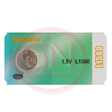 Vinnic L1560 625A A625PX EPX625 625R LR9 Alkaline 1.5V Battery (1-Piece)
