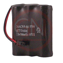GN-3AACP 3.6V Ni-MH Battery for  Panasonic P-P501A, P-P504PA, HHR-P505A