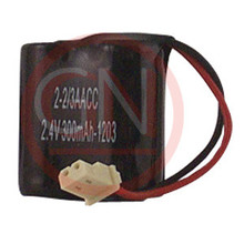 GN-2-2/3AACC 3.6V Ni-Cd Phone Battery for GE BT28, P03RMF2G3 and Sanyo 26543, GES-PCH07