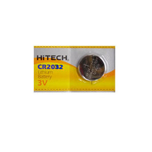 1 Hitech CR2032 Lithium Coin Cell Battery