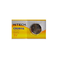 1 Hitech CR2016 Lithium Coin Cell Battery