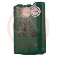 VT-1421 3.6V Ni-Mh Phone Battery for VTech 80-4289-00-00, 80-4289-03-00, 80-4308-00-00, 80-4309-00-00