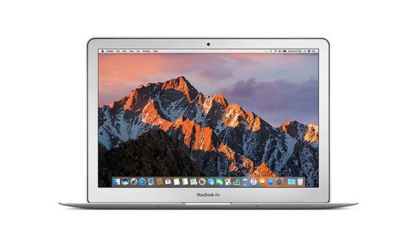 MacBook Air Late 2010 with macOS Sierra