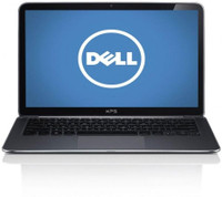 """Dell XPS 13.3"""" Core i7-3687U, 8GB Ram, 256GB SSD HDD, Win 7 Pro, 1 Year Warranty - FREE DELIVERY"""
