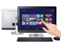 """Dell Inspiron One 2330 All in One 23"""" Touch, Core i7-3770s, 8GB RAM, 2TB HDD, Win 8 Pro, 1 Year Warranty - FREE DELIVERY"""