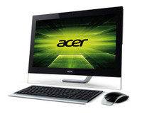 "Acer Aspire U5-610 All in One Touch 23"", Core i5-4200M, 8GB RAM, 1TB HDD, Win 8 Pro, 1 Year Warranty - FREE DELIVERY"