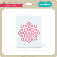 Mandala Card 6