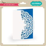 5x7 Lace Edge Card 3