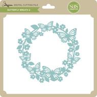 Butterfly Wreath 2