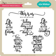 Farmhouse Phrase Bundle 2