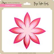 Layered Flower 5