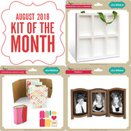 2018 August Kit of the Month
