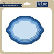Nesting Artisan Label 2