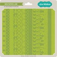 Pattern Fill Set Mod Lime