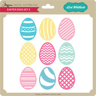 Easter Egg Set 2