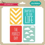 Life Cards Set 1