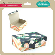 4x6 Chipboard Box