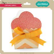 Cupcake Card 2