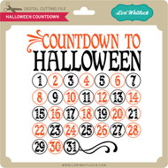 Halloween Coundown
