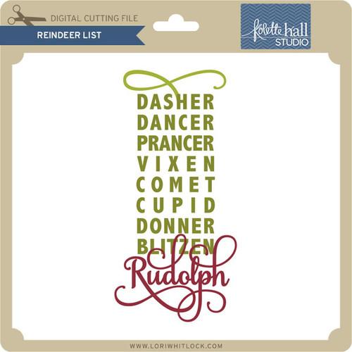 Reindeer List Rent Interpretomics Co